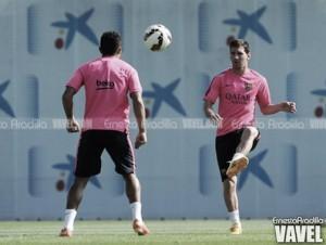 No hay descanso para Messi