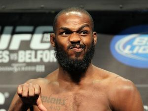 Jon Jones In Police Custody For Hit and Run Felony