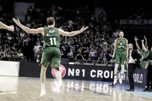 Baskonia - Real Madrid: duelo de titanes