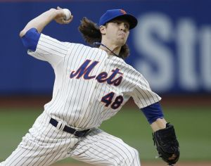 NL Rookie Of The Year: deGrom Has Been Better Than Hamilton