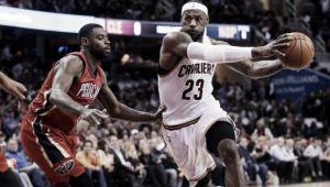 James, Irving e Love esplodono nella vittoria sui Pelicans