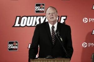University of Louisville president James Ramsey steps down