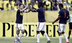 Qualificazioni Russia 2018, Sud America - Colombia travolgente a Quito: Ecuador ko e Mondiale più vicino