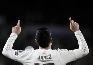 James linked with move away from Bernabeu