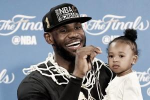 """LeBron James: """"Dejé mi corazón, mi sangre, mi sudor y mis lágrimas en el juego"""""""