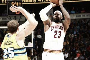 Cleveland Cavaliers vs Denver Nuggets en vivo y en directo online