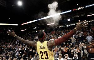 "LeBron James: ""Hemos tirado muchos partidos cuando no he estado"""