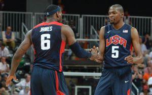 Kevin Durant lascia Team Usa: non parteciperà ai Mondiali