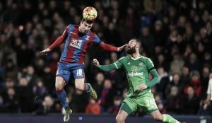Crystal Palace lack a 'killer instinct' says James McArthur