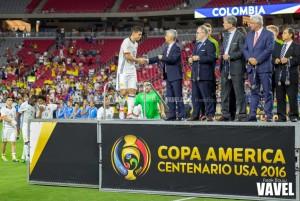 Copa América en blanco: James asiste para la tercera posición