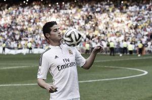 James Rodríguez, un año en el club de sus sueños