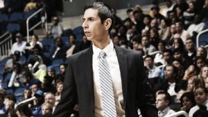 James Borrego, elegido como entrenador de los Hornets
