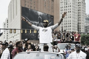 LeBron James hopes to one day own NBA team
