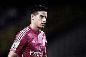 """Valdano: """"A James no le pesa ni la camiseta, ni el escudo del Madrid"""""""