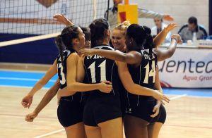 Feel Volley Alcobendas luchará contra el segundo clasificado de la SFV Jamper Aguere