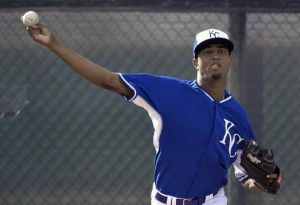 San Diego Padres Claim RHP Jandel Gustave From Kansas City