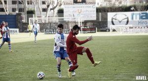 Fotos e imágenes del Real Avilés CF - Sporting de Gijón 'B', 22ª jornada Grupo I de Segunda División B
