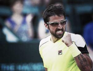 Tipsarevic vuelve a sentirse tenista