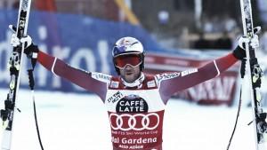 Sci Alpino, Val Gardena SuperG: Jansrud fa doppietta