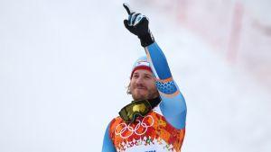 Sochi 2014: Jansrud oro nel superg, Miller sul podio, Fill ottavo
