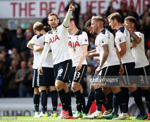 Tottenham Hotspur 4-0 AFC Bournemouth: Another commanding display keeps Spurs chasing