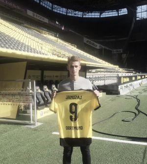 Januzaj, cedido al Borussia Dortmund