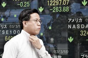 El Nikkei225 da un aviso al mundo