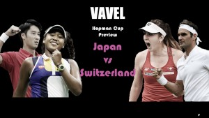 Hopman Cup Group B Preview: Japan vs Switzerland