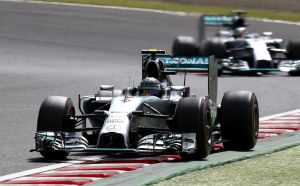 Japanese Grand Prix Qualifying: Rosberg Seizes Momentum
