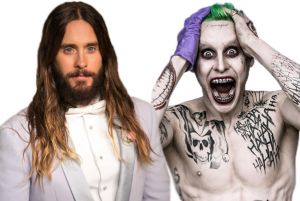Jared Leto como Joker: primera imagen oficial