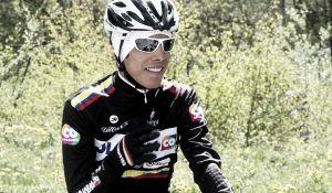 """Jarlinson Pantano: """"He corrido el Giro y sé hasta dónde soy capaz de llegar"""""""