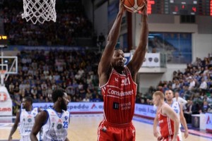 "Basket, Serie A1 - Pesaro è ""guastafeste"". La Juve cade in casa nel giorno di Oscar"