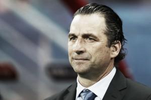 """Pizzi valoriza empate com a Alemanha: """"Estamos contentes com a partida que fizemos"""""""