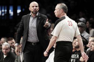 Jason Kidd, multado con 25.000 dólares por criticar a los árbitros