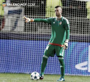 Javi Fuego y Jaume Domènech, felices por los tres puntos
