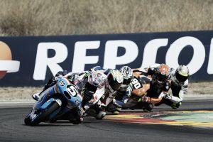 Jaume Masiá y Arón Canet, el futuro del motociclismo valenciano y del Estrella Galicia 0,0