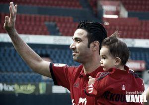 """Nekounam: """"Estar en Osasuna es un honor, es como una familia para mi"""""""