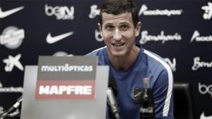 """Javi Gracia: """"Este domingo nos jugamos ese objetivo de seguir una temporada más en Primera"""""""
