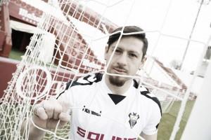 """Javier Acuña: """"Estoy adaptándome al equipo"""""""