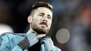 El agente de Javi García: ''No es cierto que vaya a jugar en el Betis''