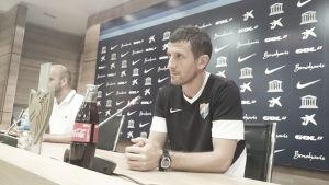 "Javi Gracia: ""Nos enfrentamos a un equipo que nos va a poner en dificultades"""