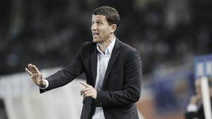 """Javi Gracia: """"Me voy muy orgulloso por el trabajo de todo el equipo"""""""