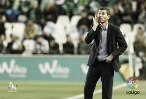 Observando a Javi Gracia frente al Real Betis: el balón parado dio la clave
