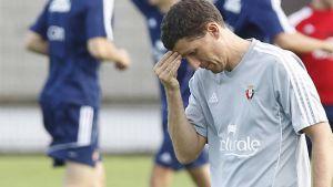 """Javi Gracia: """"Hemos desaprovechado muchas oportunidades"""""""