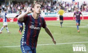 El Eibar se impone a la Real en su debut en Primera División