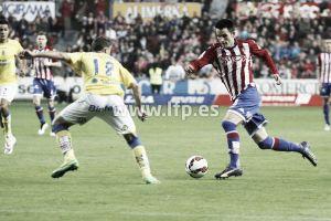 Sporting - Las Palmas: puntuaciones de Las Palmas, jornada 28 de la Liga Adelante