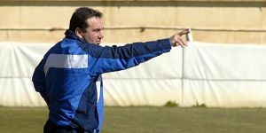 Javier Bermúdez, nuevo entrenador de la Arandina