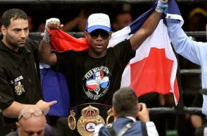 Javier Fortuna wins WBA Belt in Brooklyn