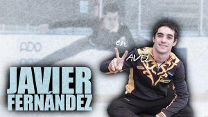 """Entrevista. Javier Fernández: """"Es complicado que un futbolero se ponga a ver patinaje artístico"""""""