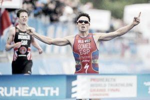 Gómez Noya, Campeón del Mundo de Triatlón